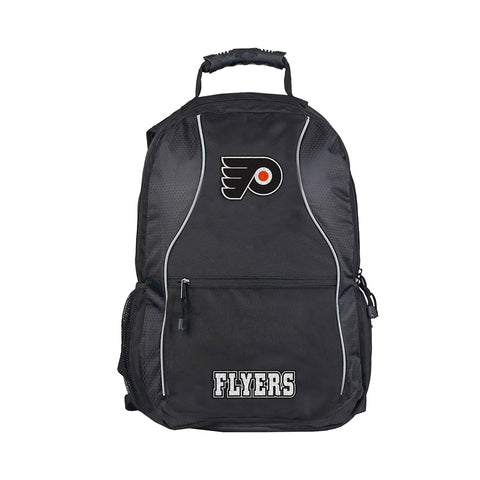 Philadelphia Flyers NHL Phenom Backpack (Black/Black) (2-Pack)
