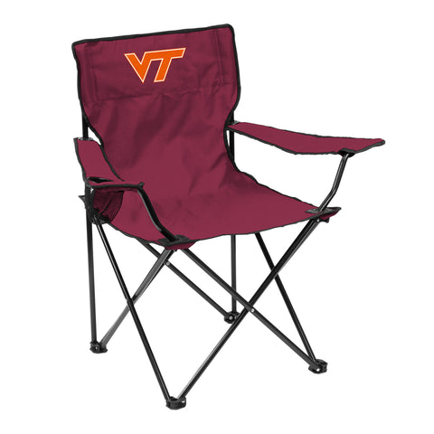 Virginia Tech Hokies NCAA Quad Chair