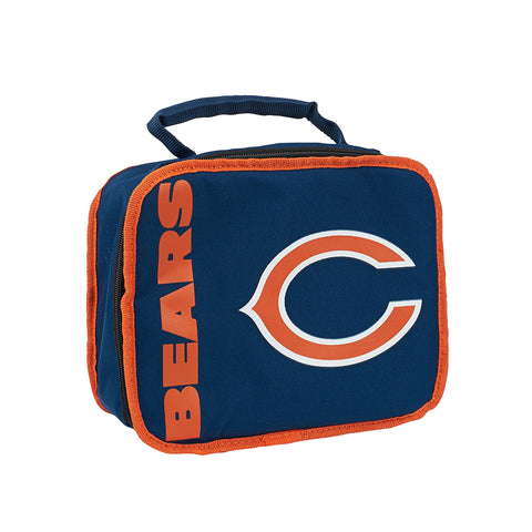"Chicago Bears NFL ""Sacked"" Lunch Cooler (Navy)"
