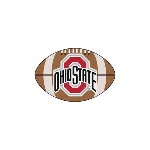 "Ohio State Buckeyes NCAA ""Football"" Floor Mat (22""x35"")"
