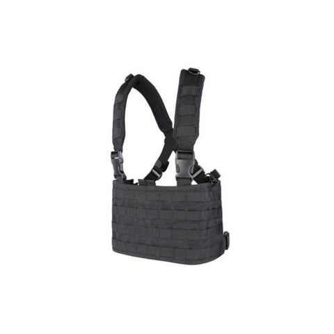 OPS Chest Rig Color- Black