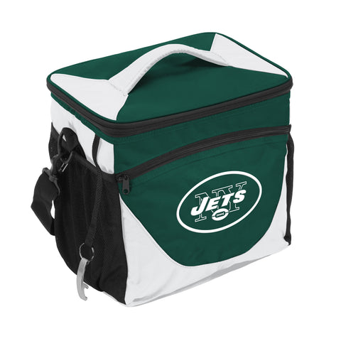 New York Jets NFL  24-Pack Cooler