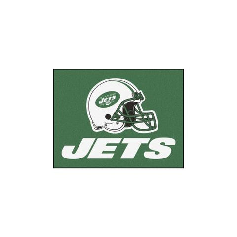 "New York Jets NFL ""All-Star"" Floor Mat (34""x45"")"