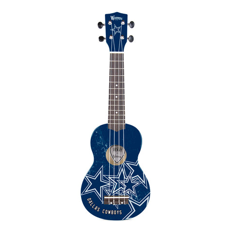 "Dallas Cowboys NFL ""The Denny"" Ukulele"