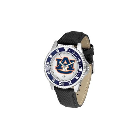 "Auburn Tigers NCAA ""Competitor"" Mens Watch"