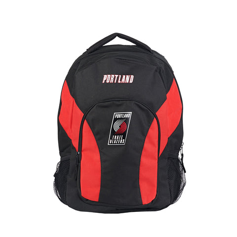 "Portland Trail Blazers NBA ""Draft Day"" Backpack (Black/Red)"