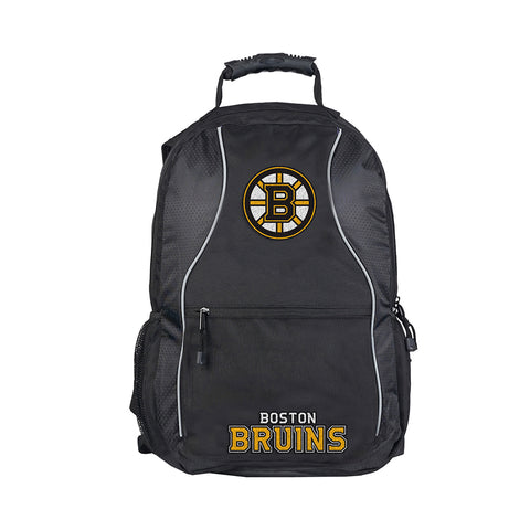 Boston Bruins NHL Phenom Backpack (Black/Black) (2-Pack)