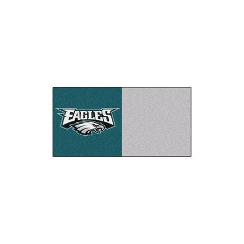 Philadelphia Eagles NFL Team Logo Carpet Tiles