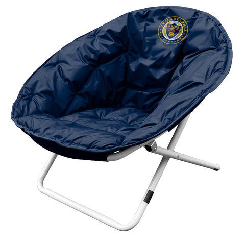Philadelphia Union MLS Adult Sphere Chair