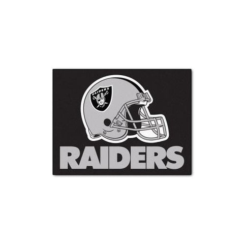 "Oakland Raiders NFL ""All-Star"" Floor Mat (34""x45"")"