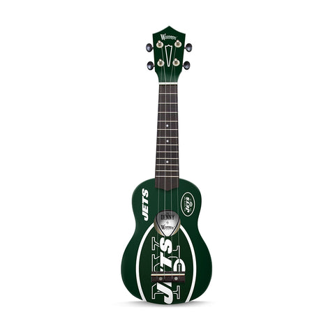 "New York Jets NFL ""The Denny"" Ukulele"
