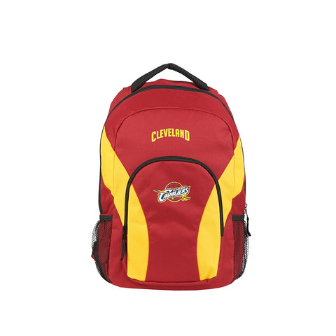 "Cleveland Cavaliers NBA ""Draft Day"" Backpack (Red/Yellow)"