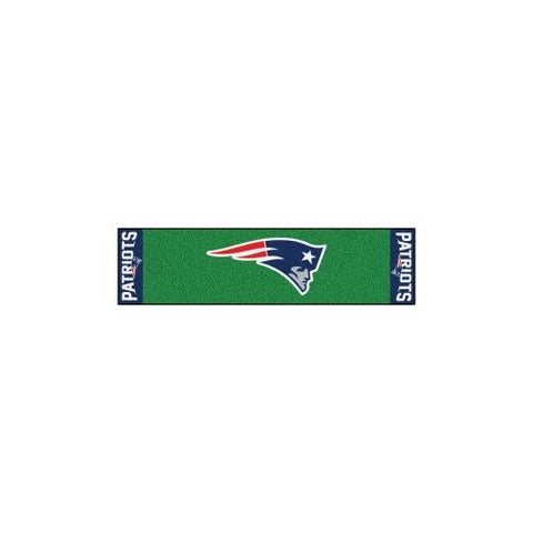 "New England Patriots NFL Putting Green Runner (18""x72"")"