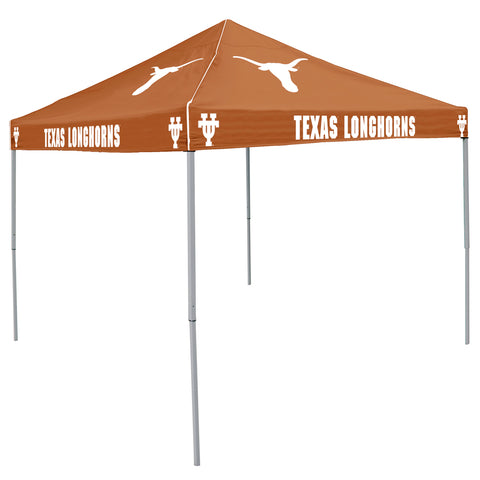 Texas Longhorns NCAA Colored 9'x9' Tailgate Tent