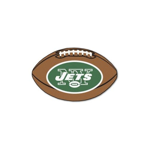 "New York Jets NFL ""Football"" Floor Mat (22""x35"")"