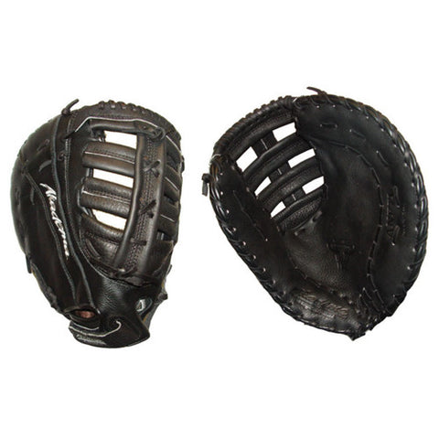 12.5in Left Hand Throw Womens Fastpitch 1st Base Softball Mitt