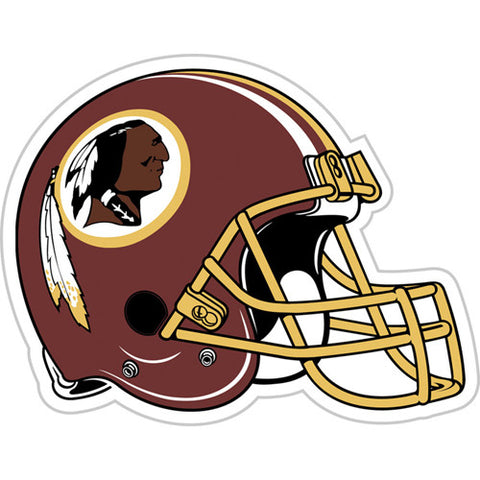 Washington Redskins NFL 12 Vinyl Magnet
