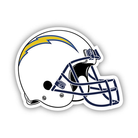 San Diego Chargers NFL 12 Vinyl Magnet