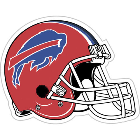 Buffalo Bills NFL 12 Vinyl Magnet