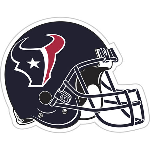 Houston Texans NFL 12 Vinyl Magnet