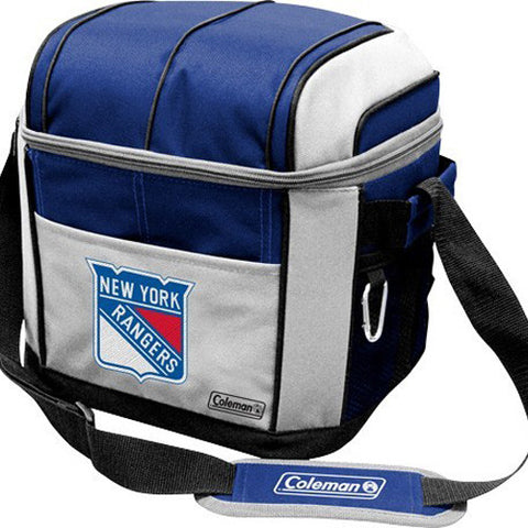 New York Rangers NHL 24 Can Soft Sided Cooler
