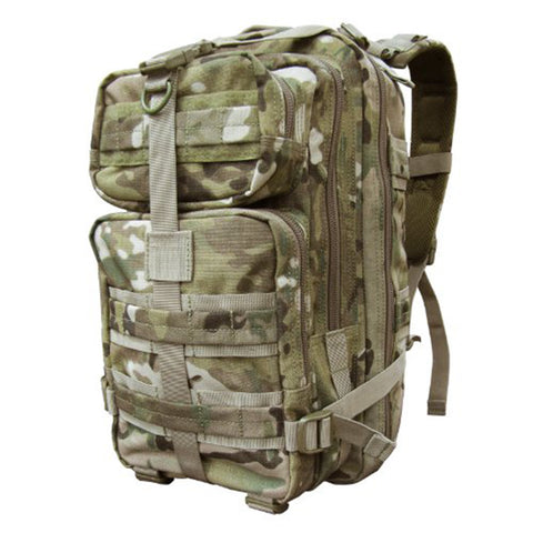 Compact Assault Pack Color Multi Cam