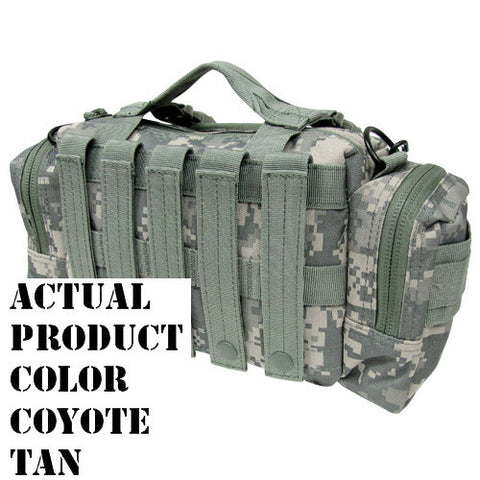 Condor 12 Modular Style Deployment Bag Color: Tan