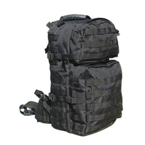 Assault Back Pack Color: Black