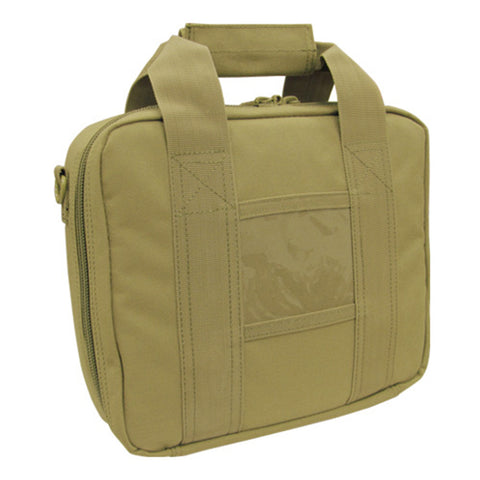 Pistol Case Color Tan