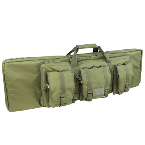 42in Double Rifle Case Color OD Green