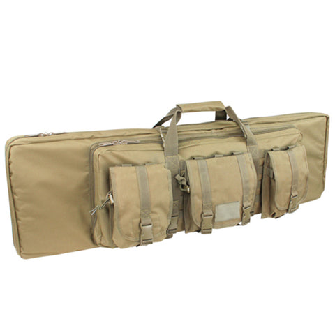 42 Double Rifle Case Color Tan