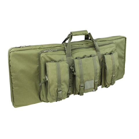 46in Double Rifle Case Color: OD Green