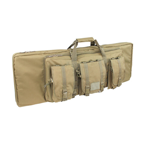 46in Double Rifle Case Color: Tan