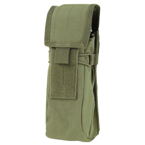 24 Oz Water Bottle Pouch Color OD Green