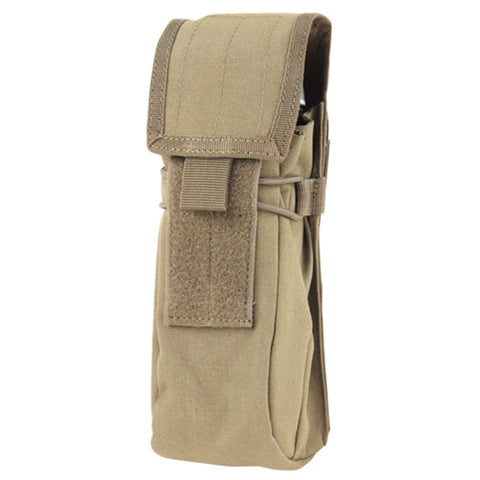 24 Oz Water Bottle Pouch Color Tan