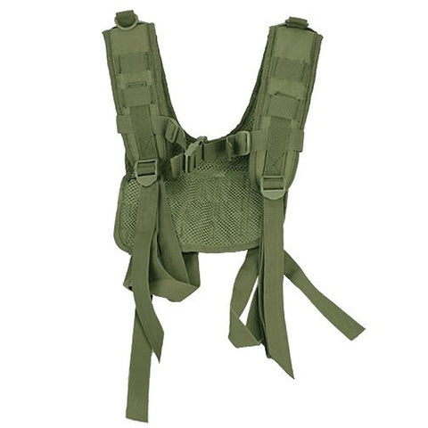 H Harness Color: OD Green