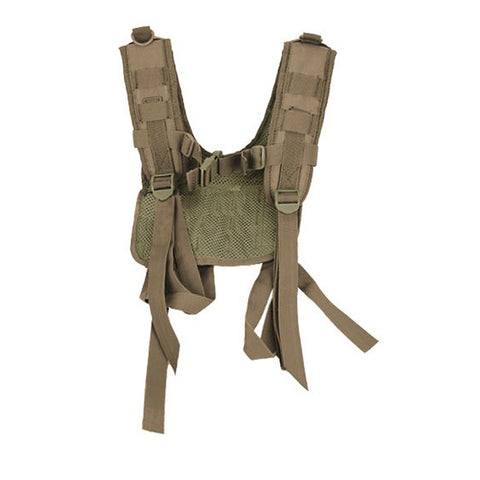 H Harness Color: Tan