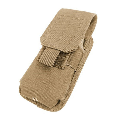 M4 Buttstock Mag Pouch Color Tan