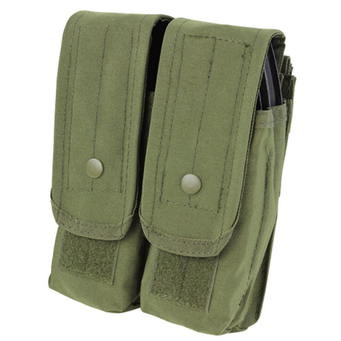 Double AR/AK Mag Pouch Color OD Green