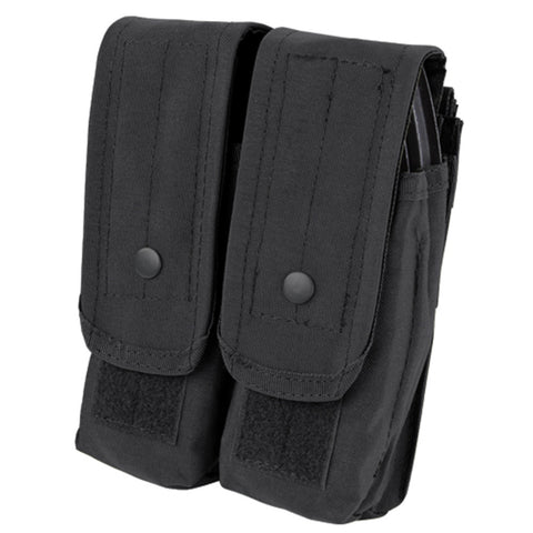 Double AR/AK Mag Pouch Color Black