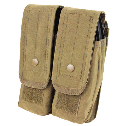 Double AR/AK Mag Pouch Color Tan