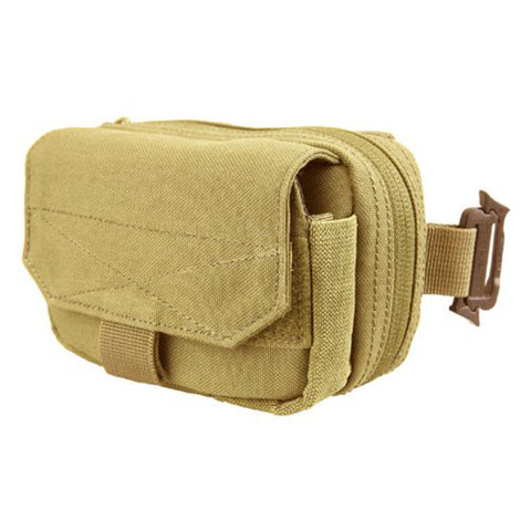 Digi Pouch Color Tan