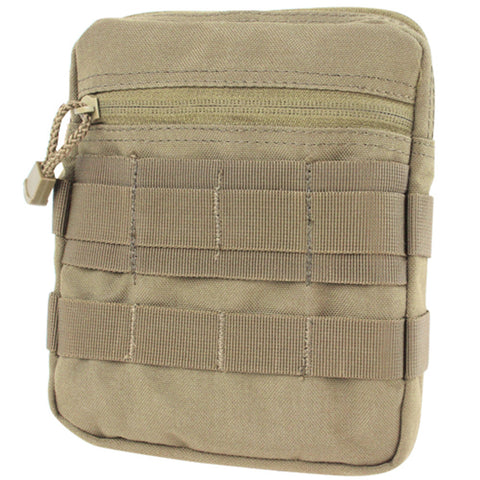 G.P. Pouch Color Tan