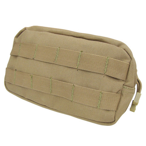 Utility Pouch Color Tan