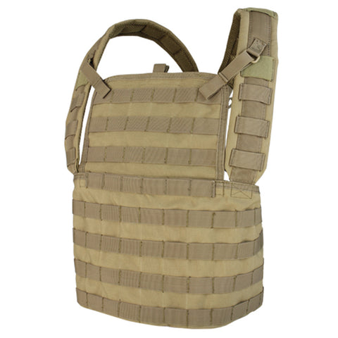 Modular Chest Rig Color Tan
