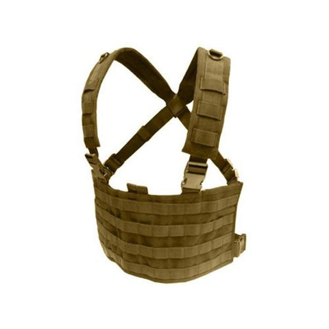 OPS Chest Rig Color Tan