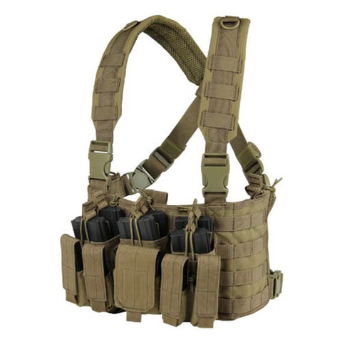 Recon Chest Rig Color Tan