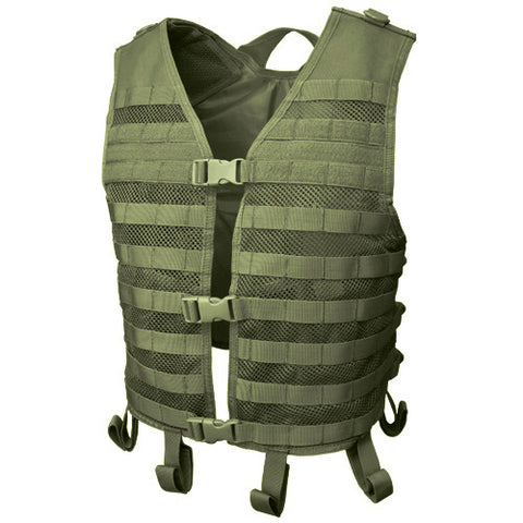 Mesh Hydration Tactical Vest Color: OD Green