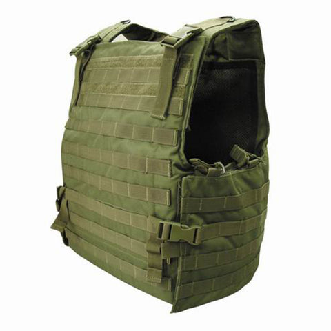 Modular Plate Carrier Color OD Green