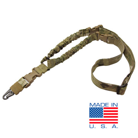 Cobra One Point Bungee Sling Color Multicam